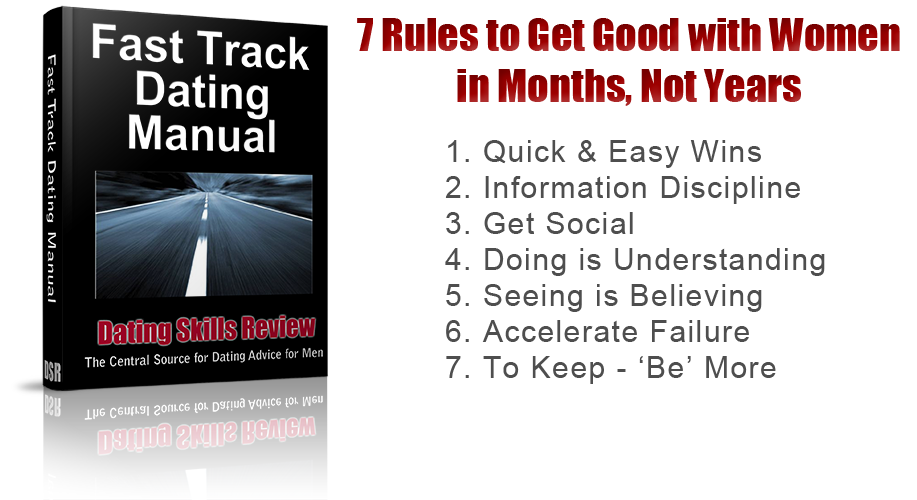 dating skills review fast track and field